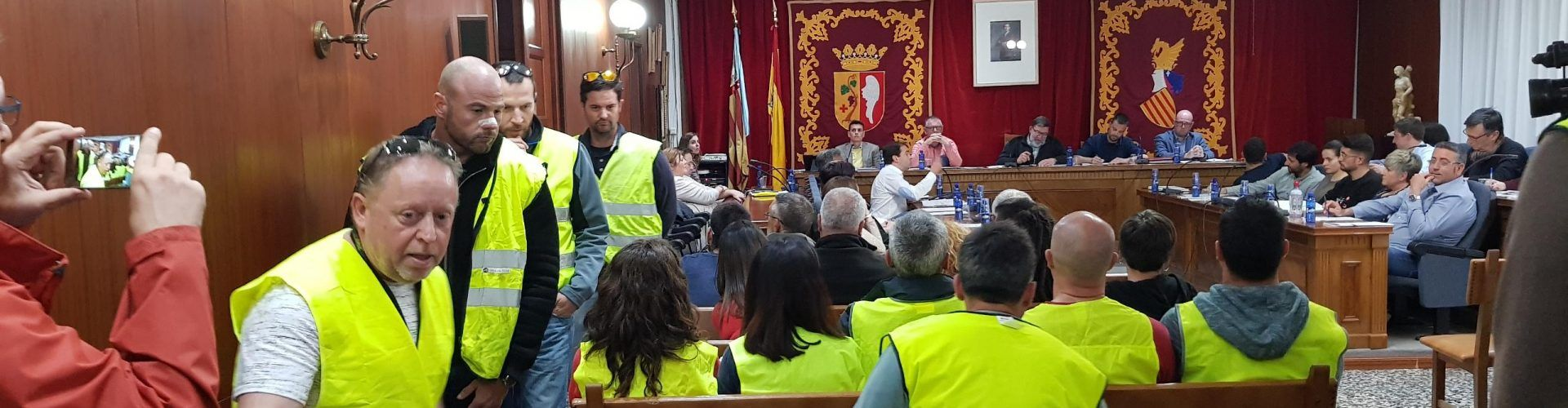 Ple ordinari d'abril
