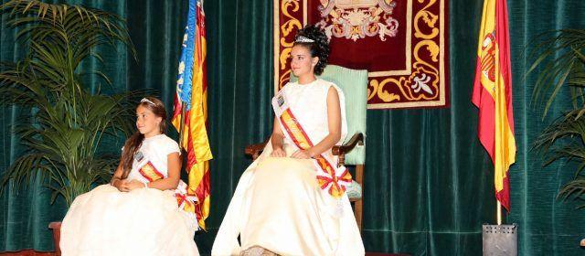 Sheyla y Paula ya reinan en Benassal