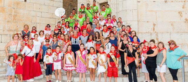 Alcalà celebra el Dia de la Dona Gaspatxera i el patró Sant Joan Baptista