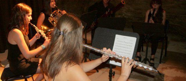 Ares del Maestrat ha acollit la sisena edició del Festival de Música