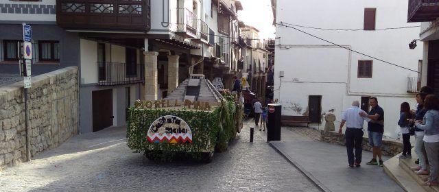 Les 40 carrosses de l'Anunci han arribat a la ciutat