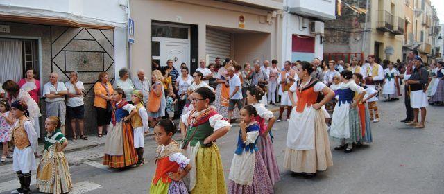 Alcalà va celebrar el Pregó i un multitudinari Tombet de Bou