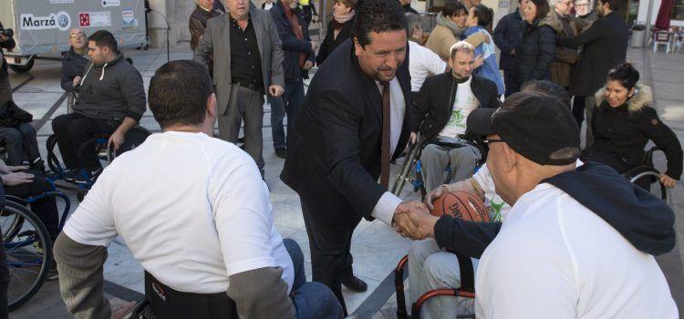La Diputación fomenta el deporte inclusivo en la provincia de la mano de los clubes deportivos