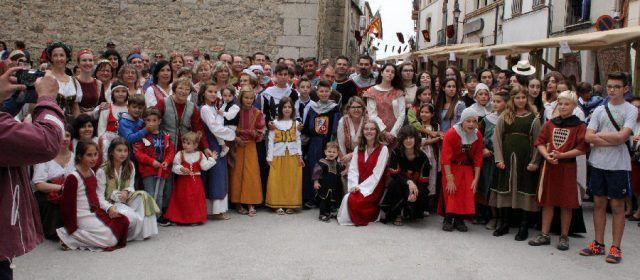 A Catí Peraires retorna a la localidad a l'època medieval