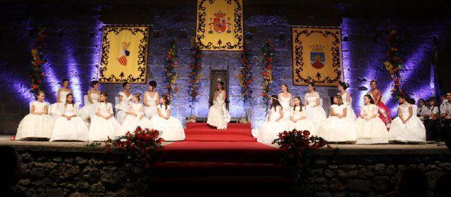 Alejandra Martín, Reina de las Fiestas Patronales de Peñíscola
