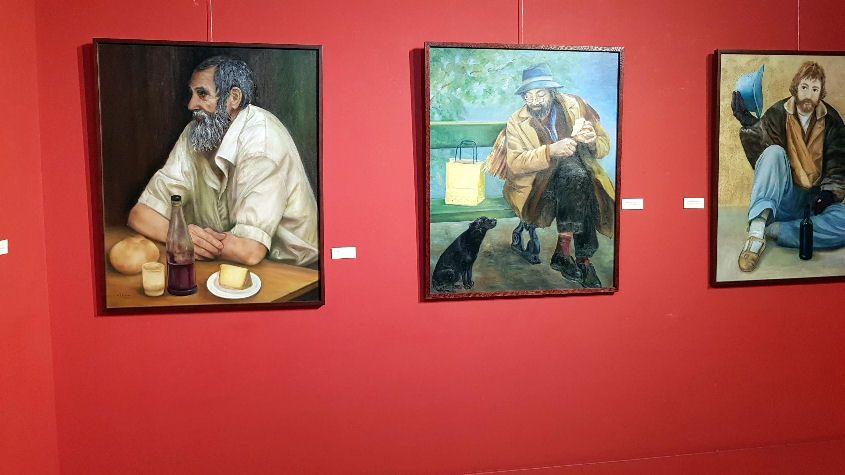 Exposició de M.Jesús Andreu Larrosa