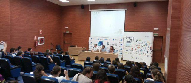 Connecta amb la Ciència promou vocacions científiques i tècniques dels joves