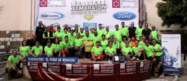 Más de 200 corredores en el XC Challenge Alt Maestrat en Benassal