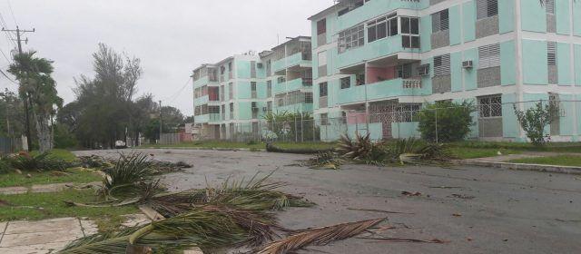 Así vivió el huracán un vinarocense residente en La Habana