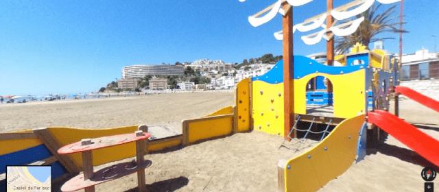 El Geoportal de mapas turísticos de Peñíscola roza ya las 40.000 visitas