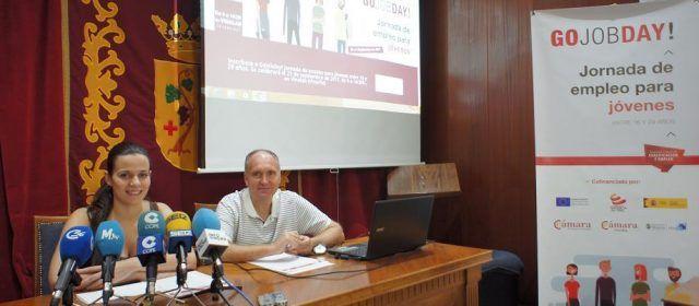 Fira d'ocupació GOJOBDAY!, amb la participació de Raúl Resino, estrella Michelin