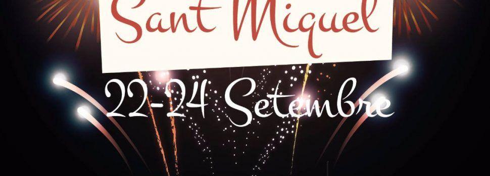 Canet celebra les festes de Sant Miquel