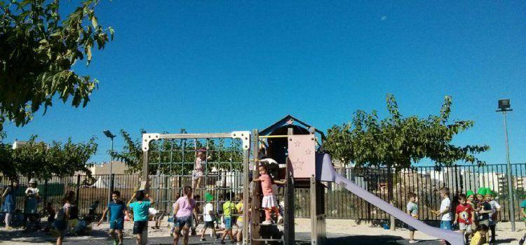 Primer dia d'escola al Ródenas de Benicarló