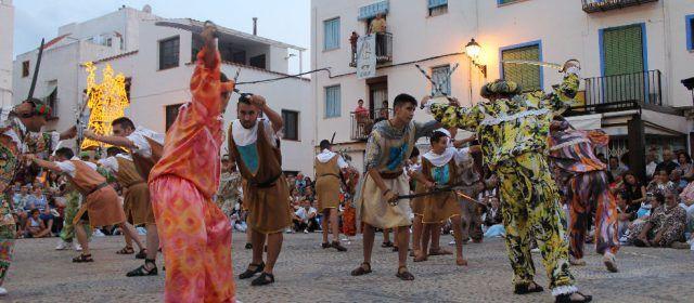 Peñíscola rinde honores a la Virgen de Ermitana