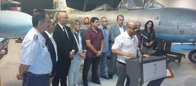 Nou Centre d'Aviació Històrica de la Sénia