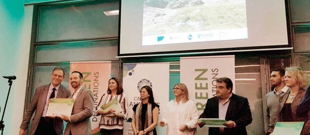 Les Terres de l'Ebretornen a ser escollides una de les100 millors destinacions sostenibles del món