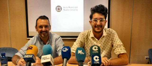 Un pas més per tenir a Vinaròs una Escola Municipal de Teatre