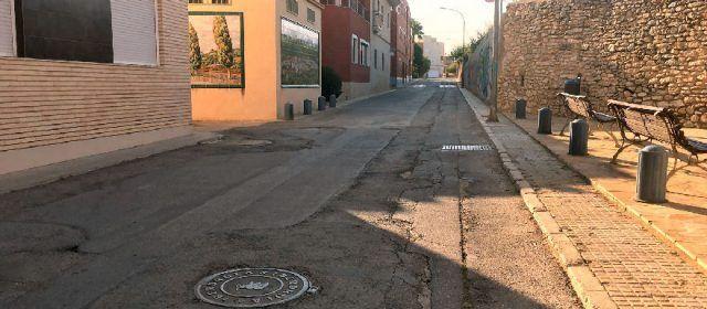 Càlig millorarà la imatge del carrer alcalde José Monroig