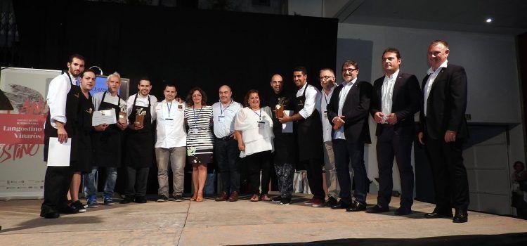 Tot preparat per al XV Concurs Nacional de Cuina Aplicada al Llagostí