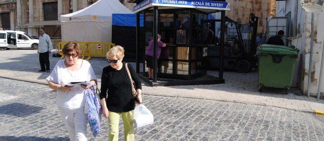 L'Oficina de Turisme d'Alcalà amplia la seua obertura a tot l'any