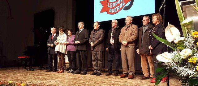 L'IES Leopoldo Querol enfila els últims actes del 50 aniversari