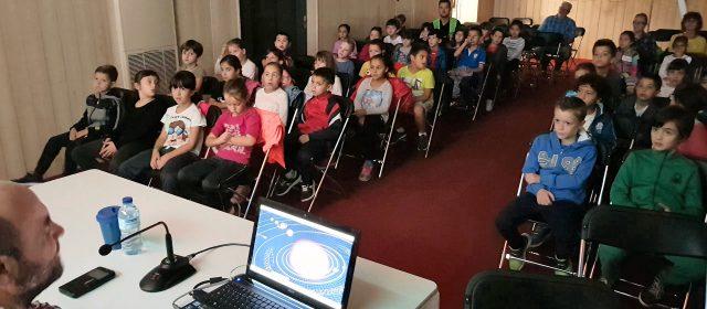 Classe pràctica sobre el Sistema Solar