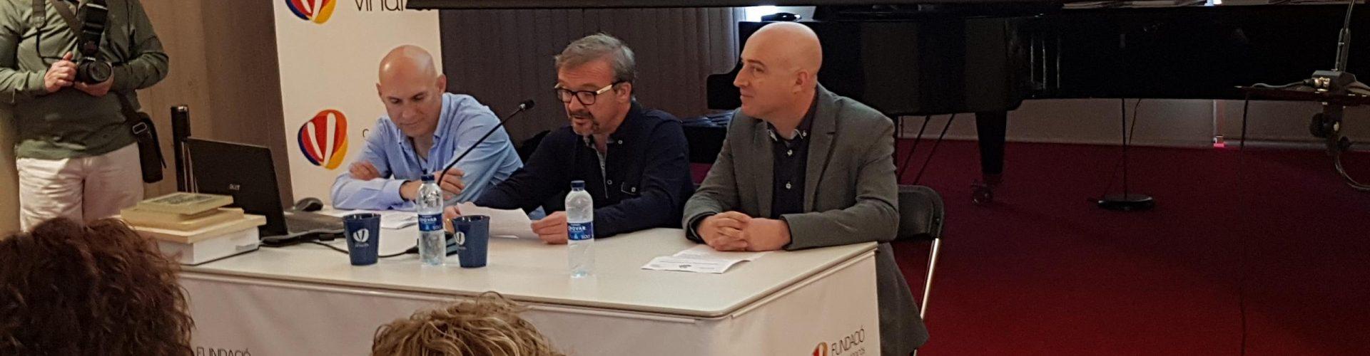Conferència sobre Leopoldo Querol