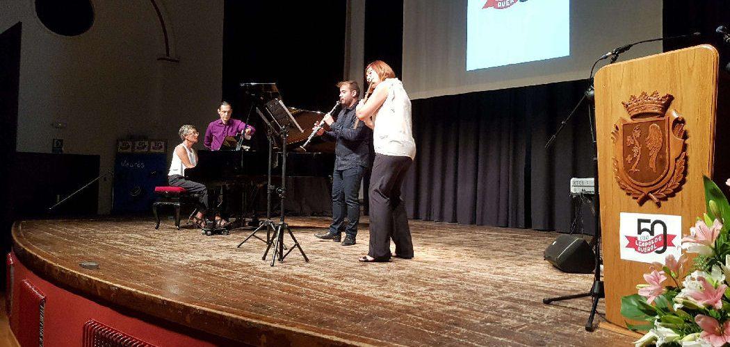 Concert d'ex-alumnes de l'IES L.Querol