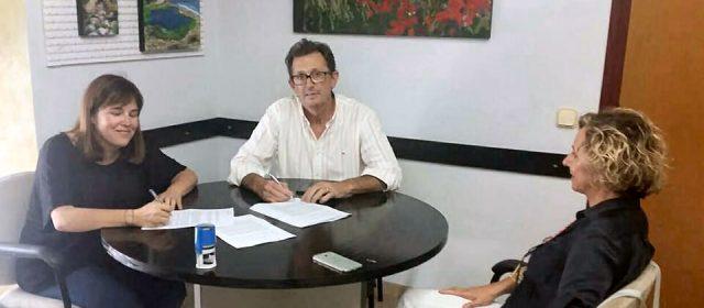 Conveni a Ulldecona per a polítiques de dinamització del teixit productiu
