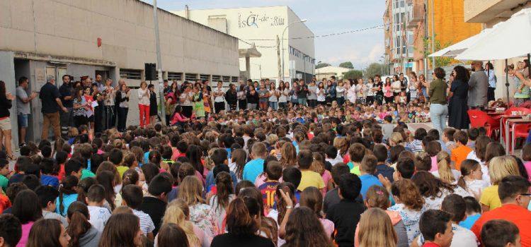 En marxa les mesures per a una mobilitat segura a la zona escolar d'Alcanar