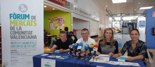 Vinaròs i Benicarló acolliran el 3r Fòrum de Mercats de la Comunitat Valenciana