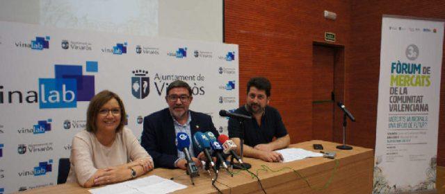 Vinaròs i Benicarló acullen el 3r Fòrum de Mercats de la Comunitat Valenciana