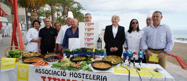 Comencen les XXIII Jornades de la Cuina dels Arrossos a Vinaròs
