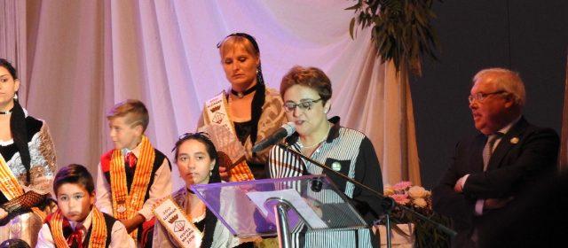 La lluita contra el projecte Castor, en el pregó d'Alcanar