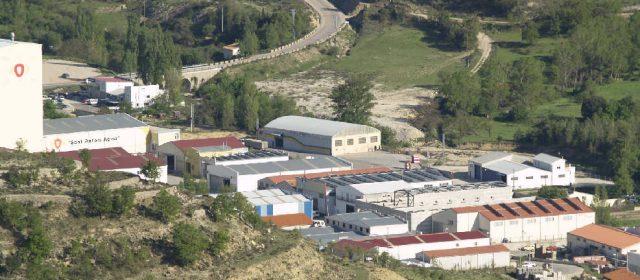 """Obres de modernització al polígon industrial """"Les Casetes""""de Morella"""