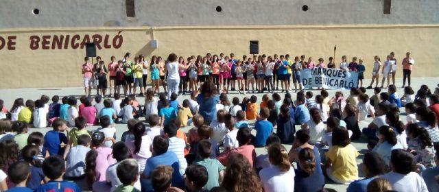 El 9 d'Octubre al CEIP Marqués de Benicarló