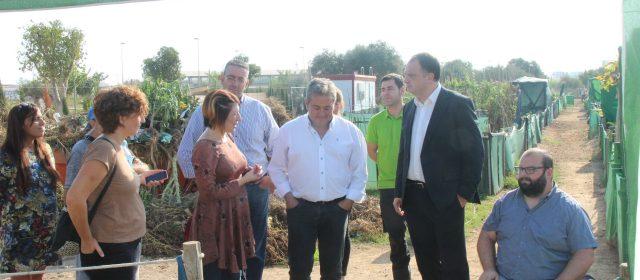 COCEMFE: visita de la Diputació i 10 K a Peníscola