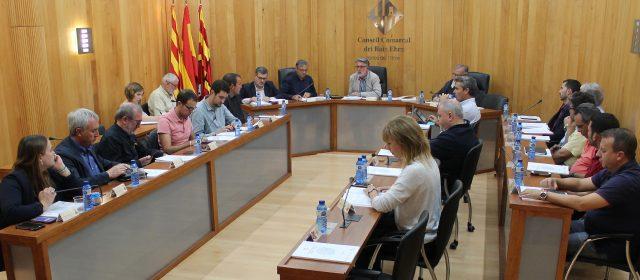 El Consell Comarcal del Baix Ebre aprova el programa de Serveis Socials amb 1,88 milions d'euros