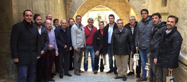 Cantavieja recibe la Asamblea Regional Este de los pueblos más bonitos