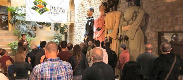 Morella rep milers de visitants durant els ponts d'octubre