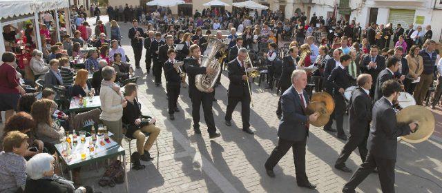 La Diputación despide en Morella las Trobades de Bandes