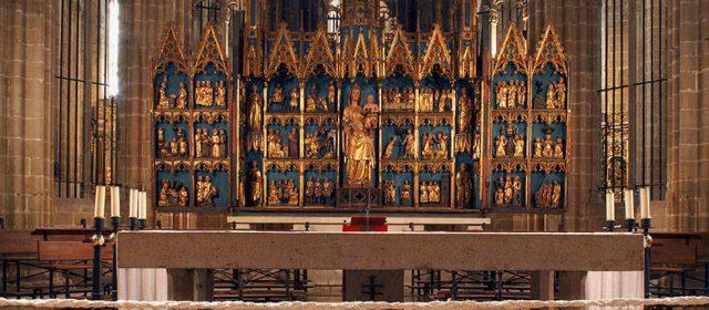 Dertosa Sacra proposa conèixer elretaule major de la Catedral de Tortosa