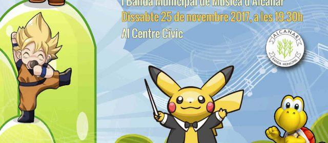 La Banda Municipal d'Alcanar celebra la Festa de Santa Cecília