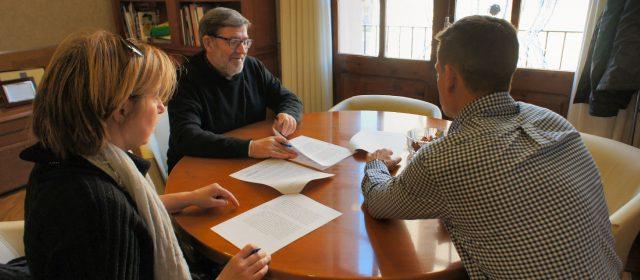 Conveni per als gronxadors adaptats al CEE Baix Maestrat