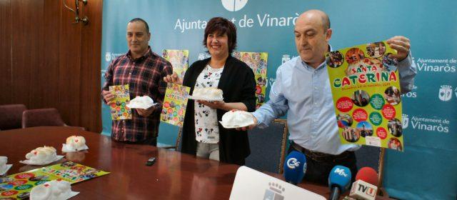 Educació i l'Agrupació de Pastissers de Vinaròs presenten la programació de Santa Caterina