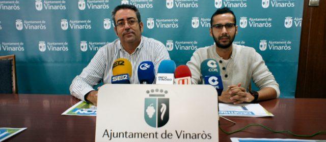 Medi Ambient de Vinaròs dóna suport a la campanya #UnaBainaMenys
