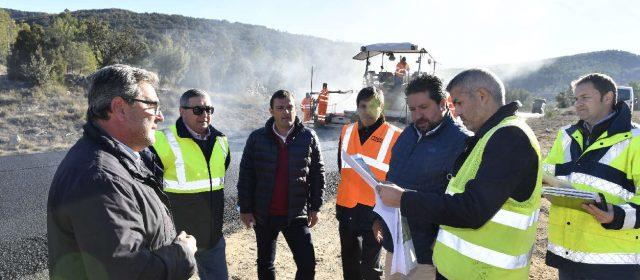 La Diputación invertirá más de 9 millones en mejorar las carreteras en 2018