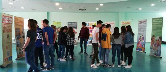 Exposició a Peníscola «Municipis valencians compromesos amb els ODS»