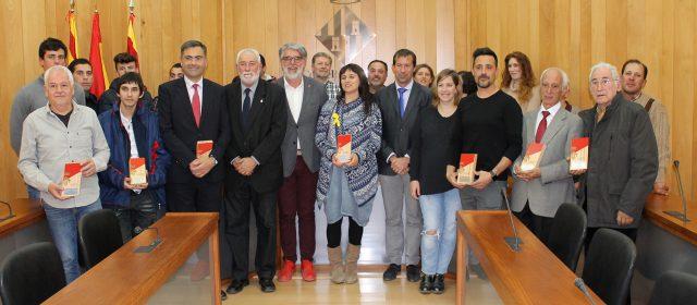 Una empresa que divulga l'artesania guanya el premi a l'Emprenedoria del Baix Ebre i un projecte d'horts terapèutics, el de Solidaritat