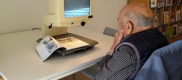 Benicarló presenta la biblioteca inclusiva